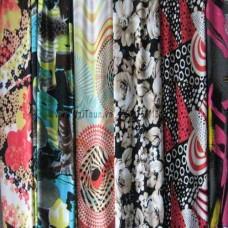 Vải Thun In Bông