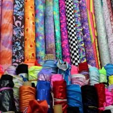 Vải Thun Lạnh In Bông
